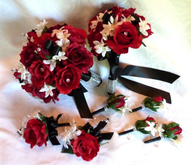 باقات ورد حمراء 2017 Red Rose Bouquet صور ورد وزهور Rose Flower Images