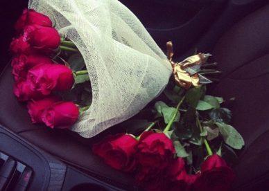 رمزية باقة ورد وزهور أحمر - صور ورد وزهور Rose Flower images