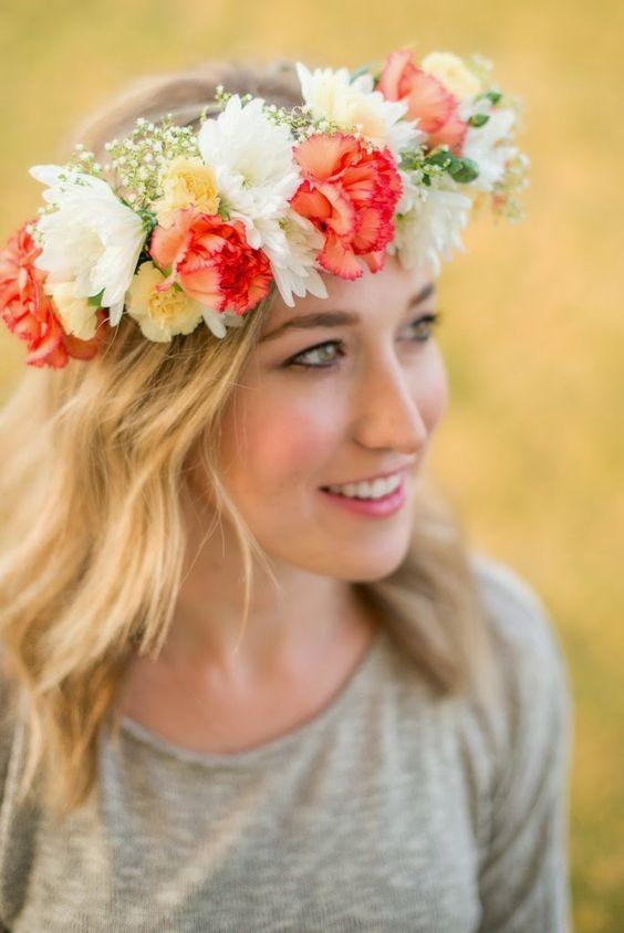 أجمل صور تسريحات طوق الورد-صور ورد