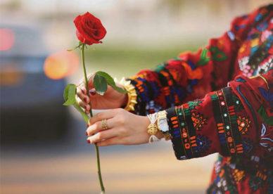 ورد رومانسي حلو للبنات - صور ورد