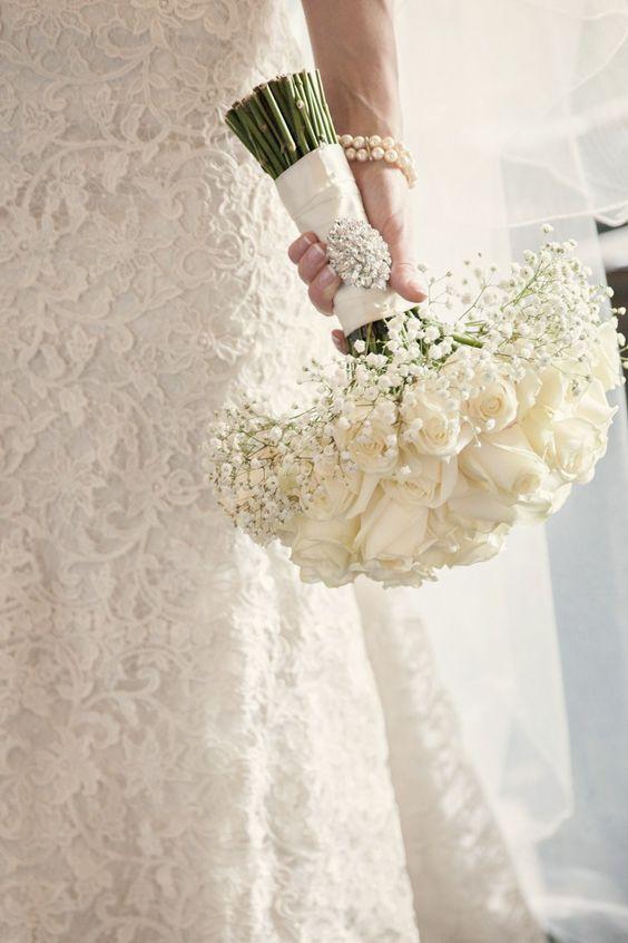 أحلى مسكات ورد للعروس-صور ورد