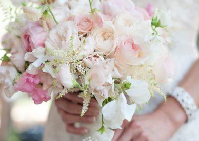 مسكات عروس ورد طبيعي- صور ورد