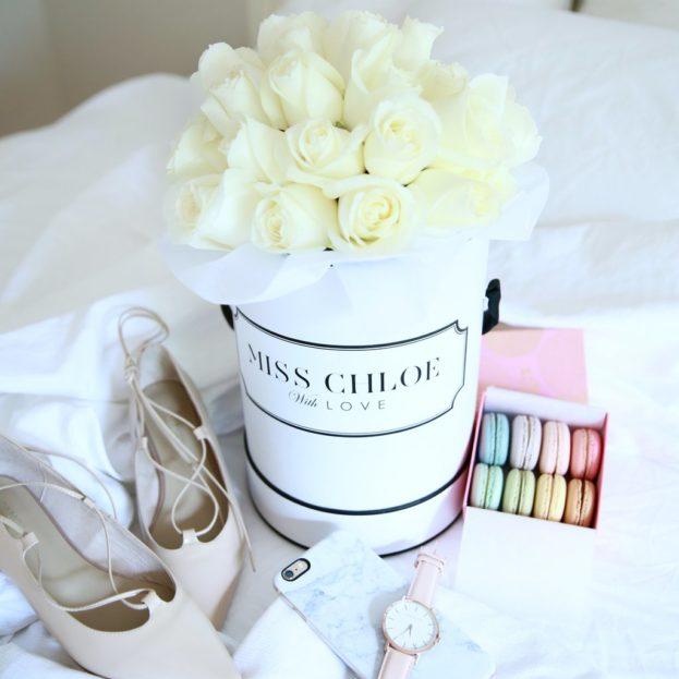 صور لأجمل زهور بيضاء-صور ورد